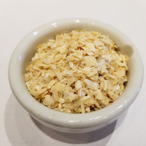 Onion Flakes 1 OZ Certified Organic