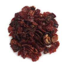 Rosehips Cut Seedless Dried 4 OZ