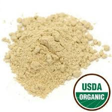 Ginger Root Powder Certified Organic 2 OZ