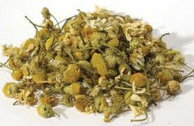 Chamomile Flowers Whole German 1 OZ Certified Organic