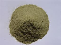 Tea Green Leaf Powder  16 OZ  No Additives