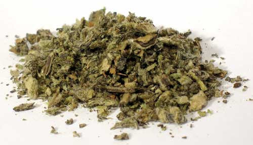 Mullein Herb Cut 1 Pound For Teas or Crafting Wild Crafted