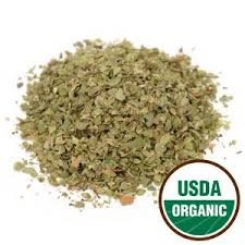 Oregano Leaf Certified Organic 16 OZ (1 Pound)