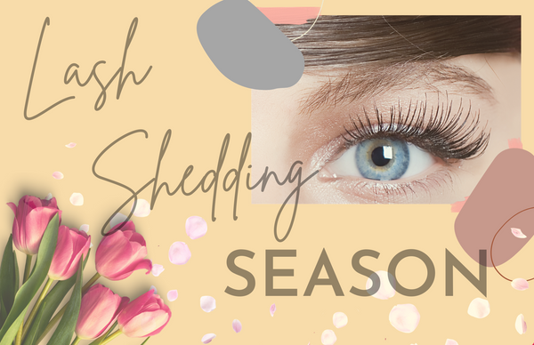 LASH SHEDDING AS PART OF A NATURAL CYCLE