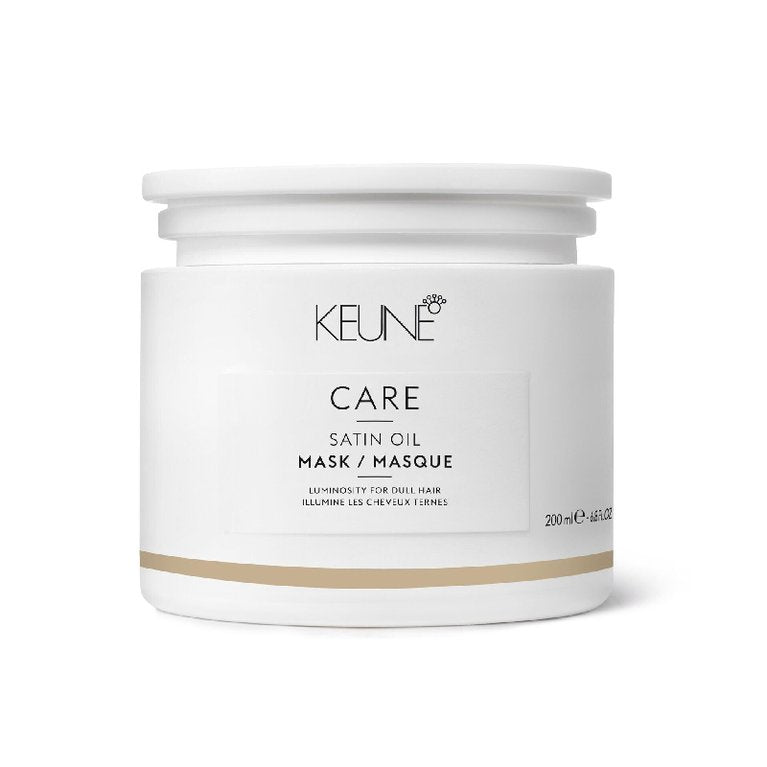 Máscara Care Satin Oil Mask - 200 ml