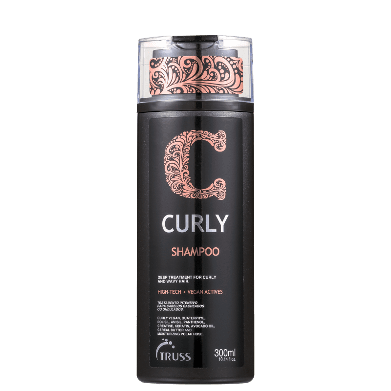 Shampoo Curly - 300 ml