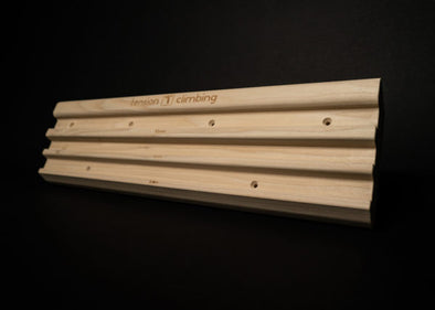 Tension Climbing - Simple Board J1086 (10mm/8mm/6mm)