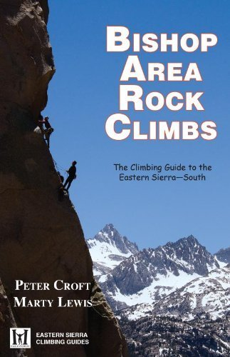 Guidebook - Bishop Area Rock Climbs
