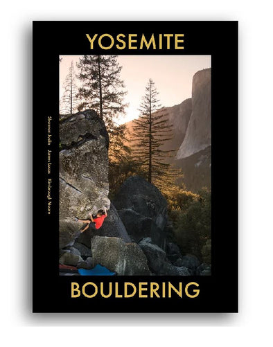 Guidebook - Yosemite Bouldering Guidebook