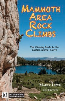 Guidebook - Mammoth Area Rock Climbs