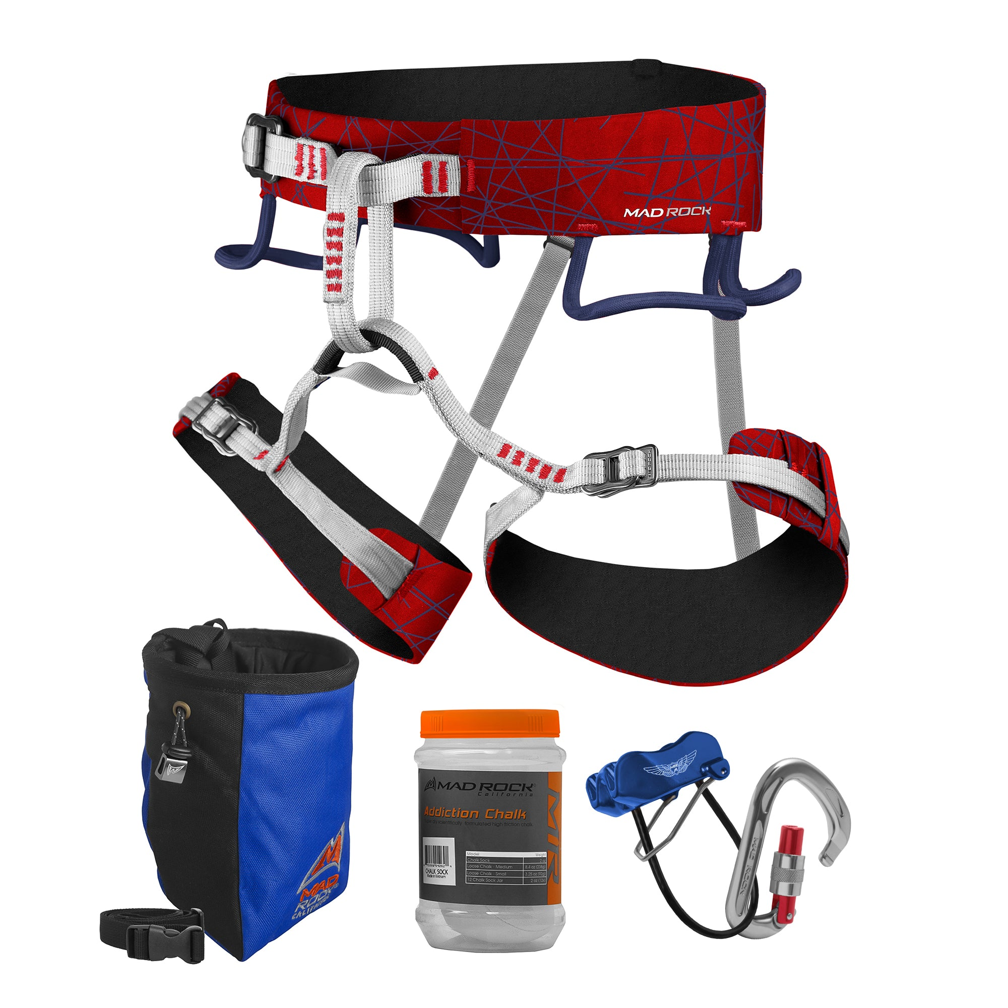 Mars 4.0 Climbing Package