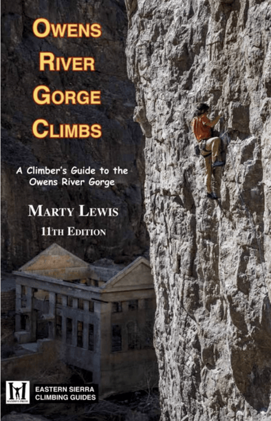 Guidebook - Owen's River Gorge Climbs
