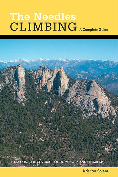 Guidebook - The Needles Climbing A Complete Guide