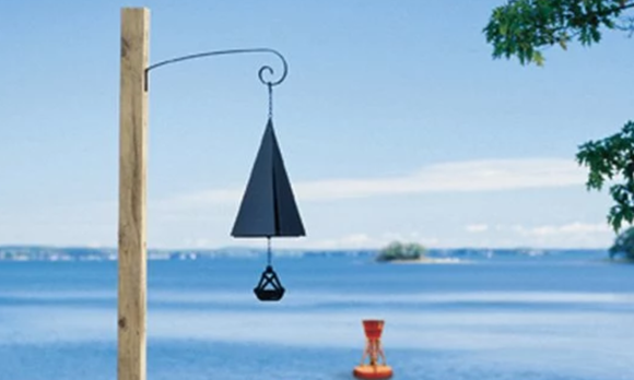 Buoy Bell Wind Chime