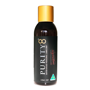Purity8 Signature Water-Based Personal Lubricant
