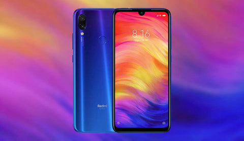 Xioami Redmi 7  - TOP 3 Móviles de 2019 ( Gama Media )