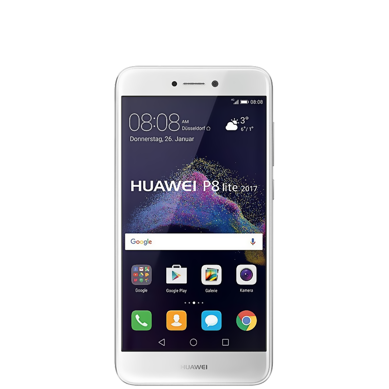 P8 Lite 2017 con 16 GB color  Blanco |  Reacondicionado - Buen Estado