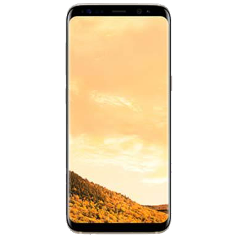 S8 Plus con 64 GB color  Oro |  Reacondicionado - Casi Perfecto