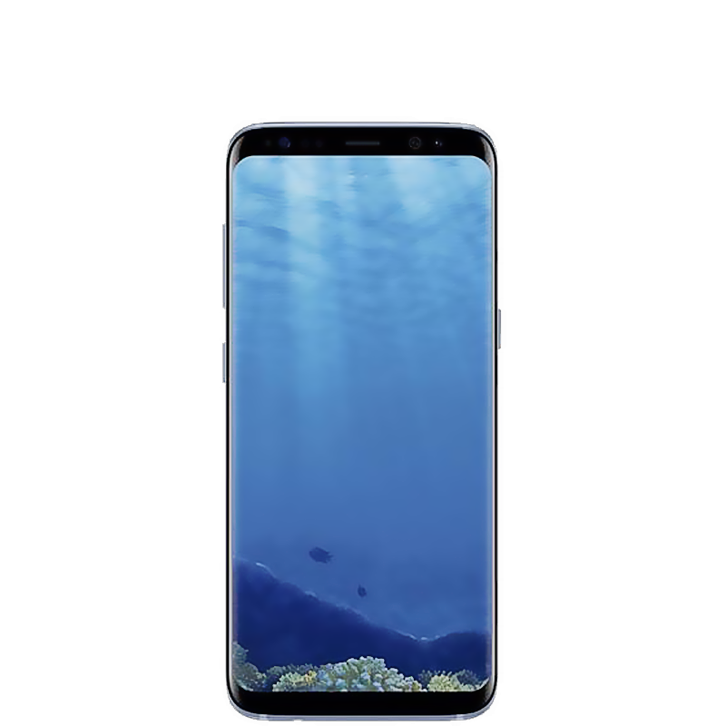 S8 con 64 GB color  Azul |  Reacondicionado - Aspecto Presentable