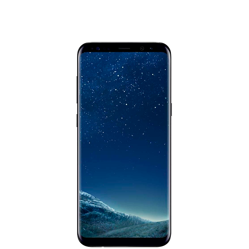 S8 con 64 GB color  Negro |  Reacondicionado - Aspecto Presentable