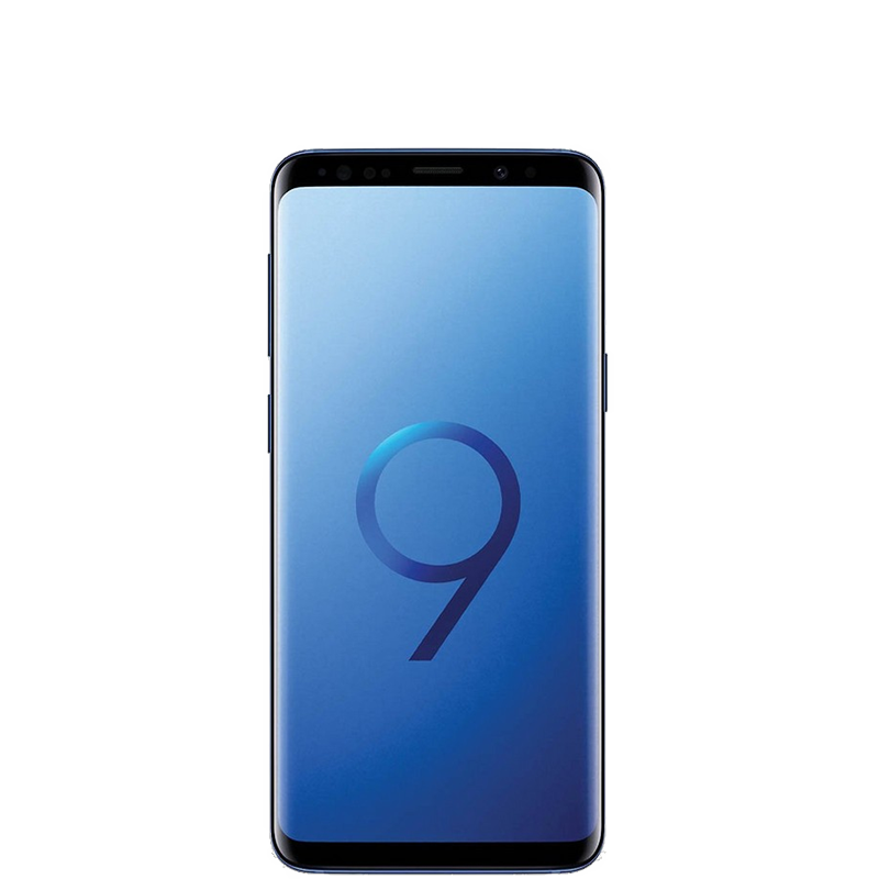 S9 con 64 GB color  Azul |  Reacondicionado - Casi Perfecto