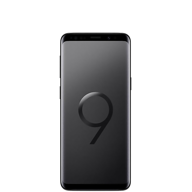S9 con 64 GB color  Negro |  Reacondicionado - Casi Perfecto