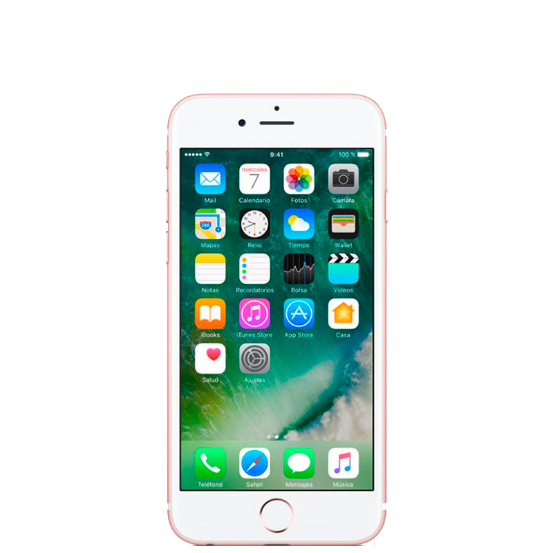 iPhone 6S con 32 GB color  Rosa |  Reacondicionado - Muy Buen Estado