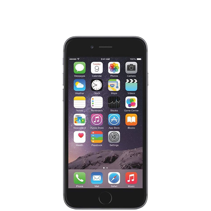 iPhone 6S con 32 GB color  Gris Espacial |  Reacondicionado - Muy Buen Estado