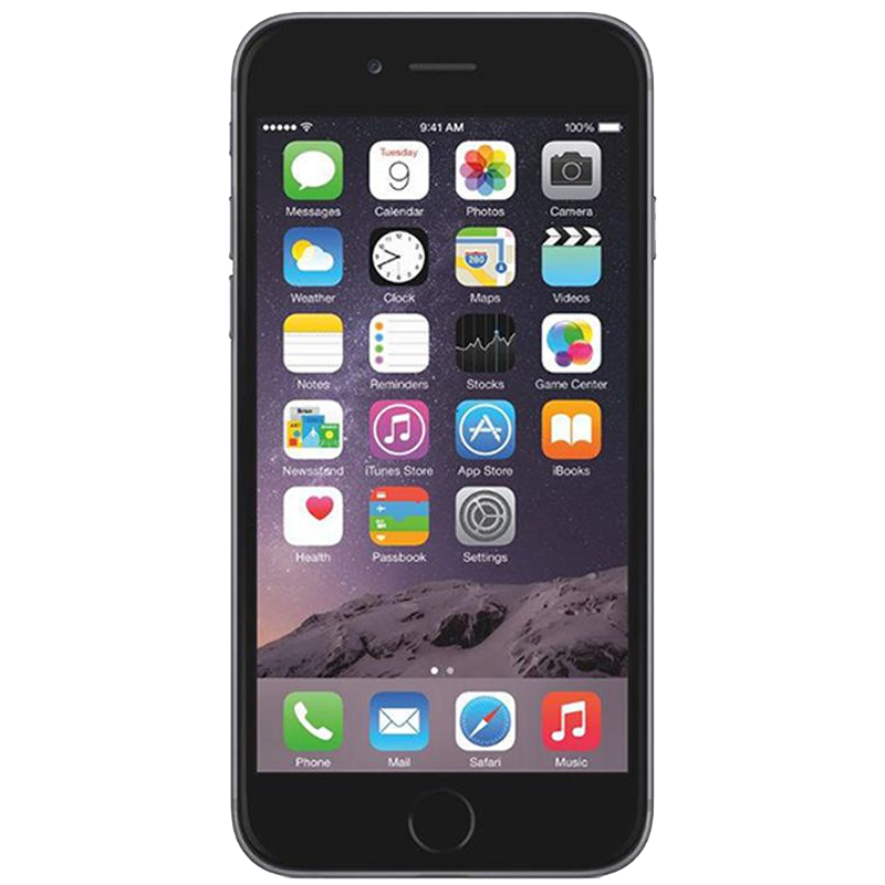 iPhone 6S Plus con 16 GB color  Gris Espacial |  Reacondicionado - Aspecto Presentable