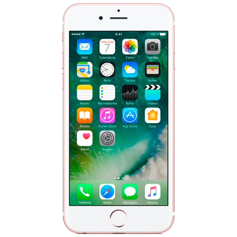 iPhone 6S Plus con 128 GB color  Rosa |  Reacondicionado - Aspecto Presentable
