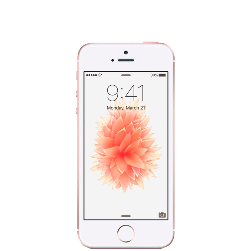 iPhone SE con 32 GB color  Rosa |  Reacondicionado - Buen Estado