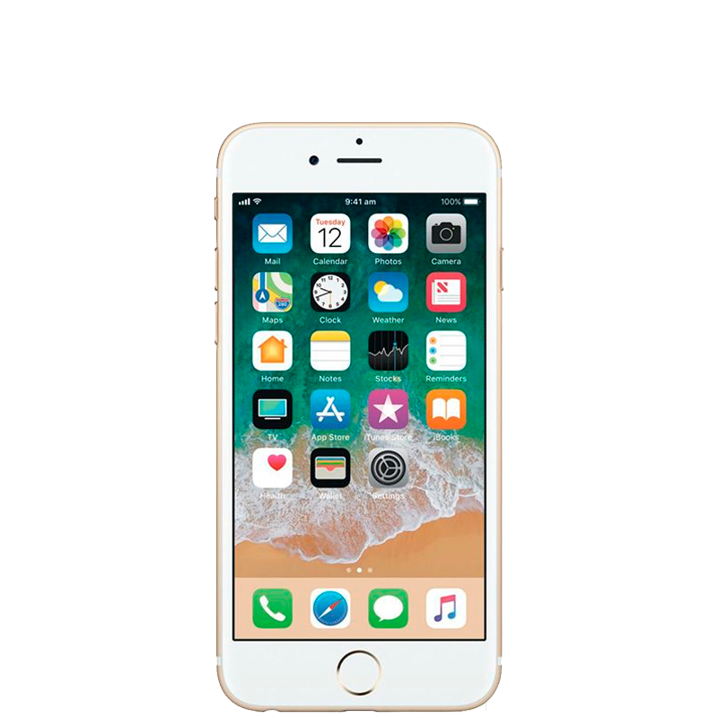iPhone 6S con 64 GB color  Oro |  Reacondicionado - Aspecto Presentable