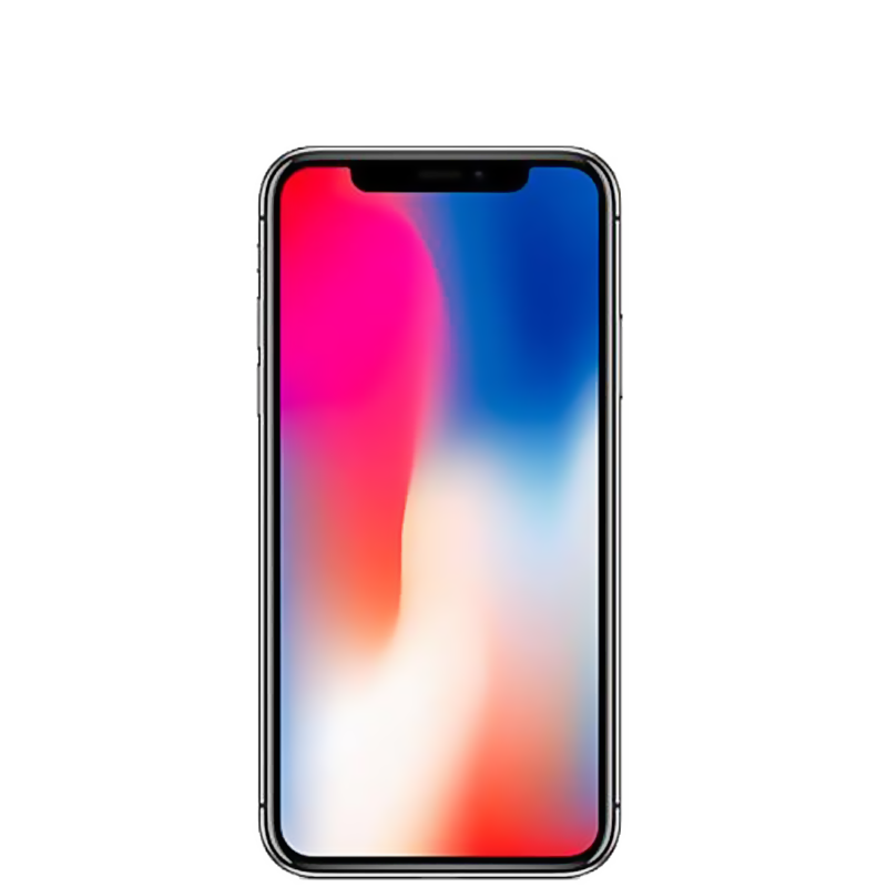 iPhone X con 256 GB color  Gris espacial |  Reacondicionado - Casi Perfecto