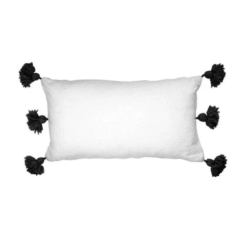 Moroccan PomPom Pillow Covers