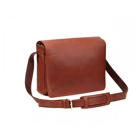 THE LAPTOP LEATHER BAG