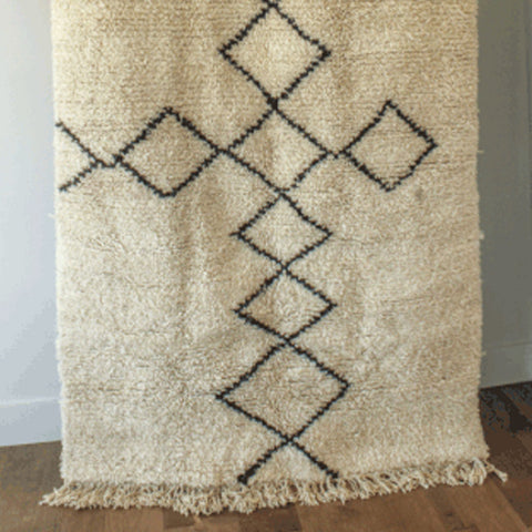 TRAIL END RUG