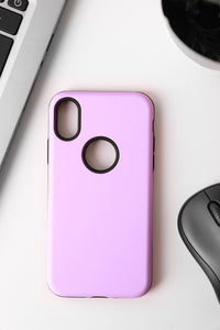 θήκη κινητού case MONLY LILA Apple iPhone X - 1