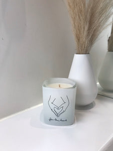 BEYSIS CANDLE - FOR THE HEART(Rose De Mai)