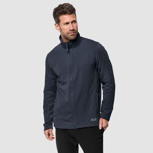 JACK WOLFSKIN H JWP Midlayer Night Blue