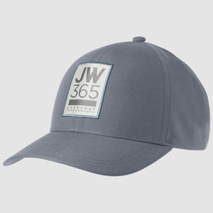 JACK WOLFSKIN H 365 Baseball Cap Pebble Grey