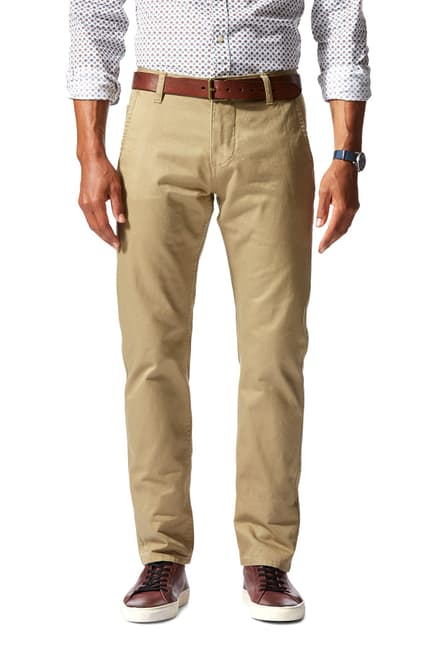 DOCKERS-H-PANTALON CHINO COUPE ÉTROITE