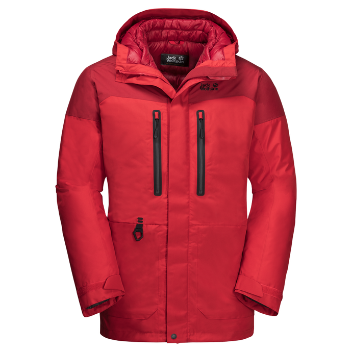 JACK WOLFSKIN H 1111681-NORTH ICE PARKA