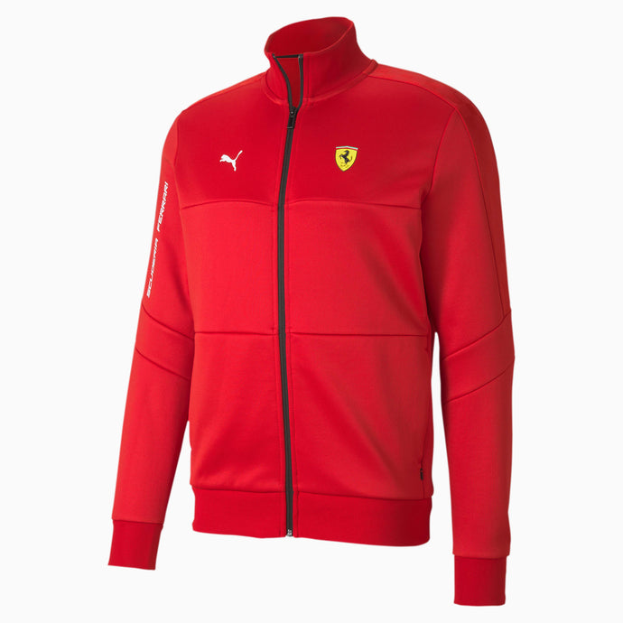 Puma - Scuderia Ferrari Men's T7 Track Jacket - Red