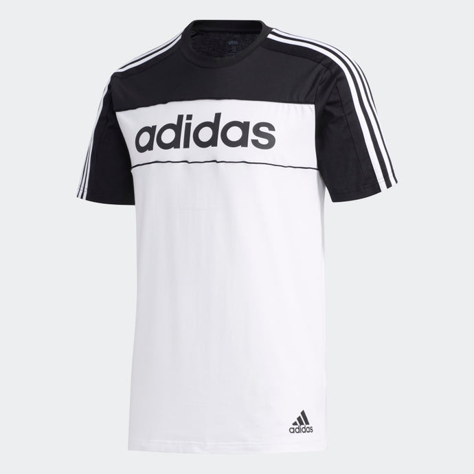 ADIDAS-H-T-SHIRT ESSENTIALS TAPE