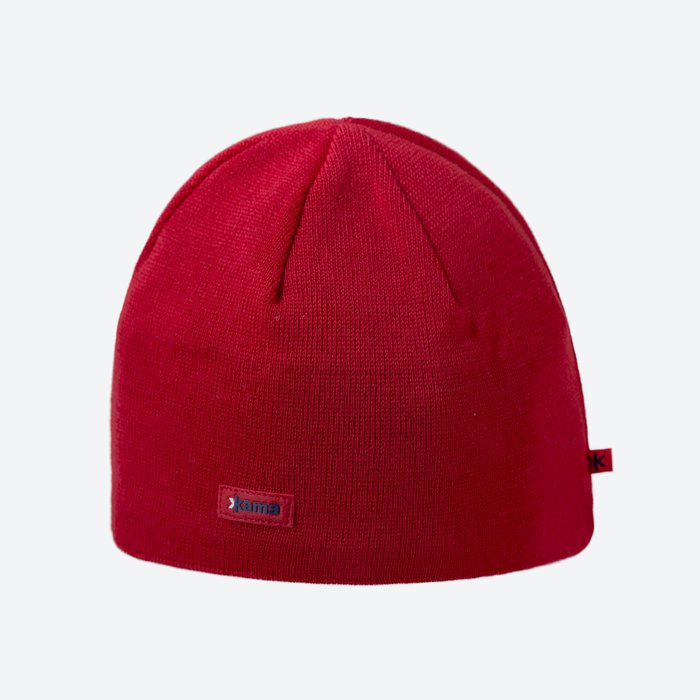 KAMA A02 TUQUE ROUGE