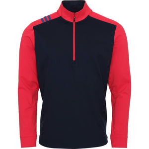 ADIDAS-H-CHANDAIL 1/4 ZIP