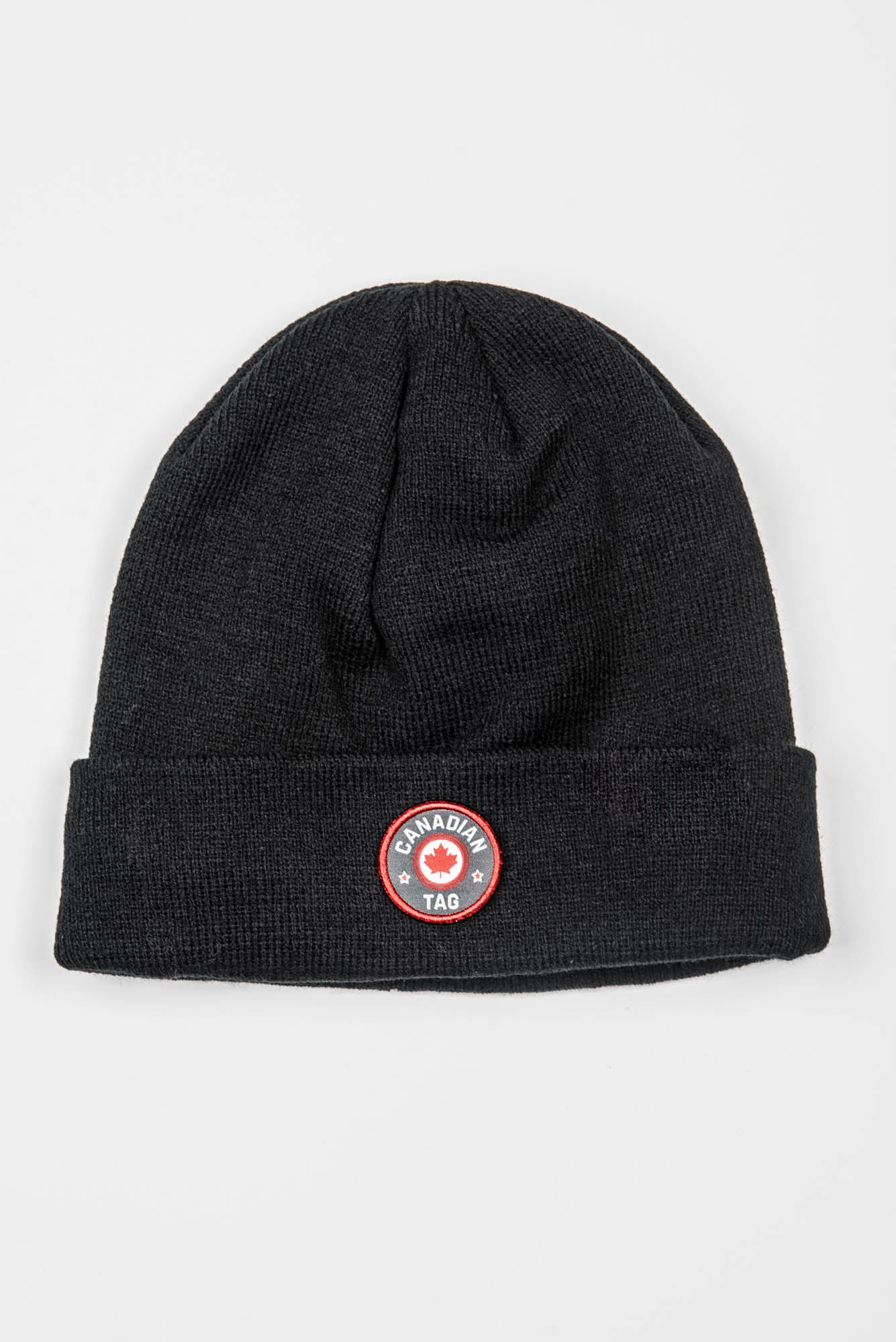 CANADIAN TAG TUQUE- JASPER