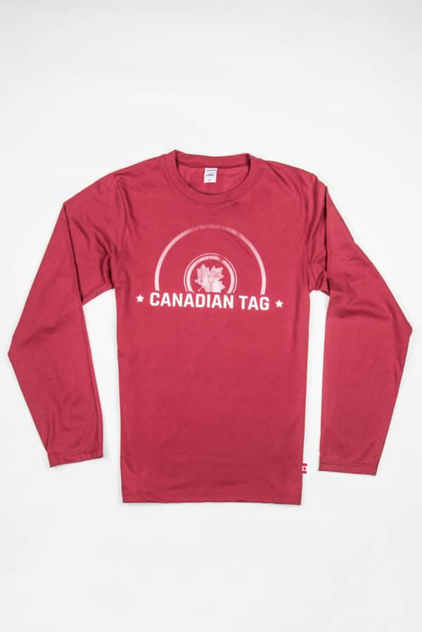 CANADIAN TAG T-SHIRT M.L. SALABERRY