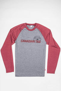 CANADIAN TAG T-SHIRT M.L.WATERLOO
