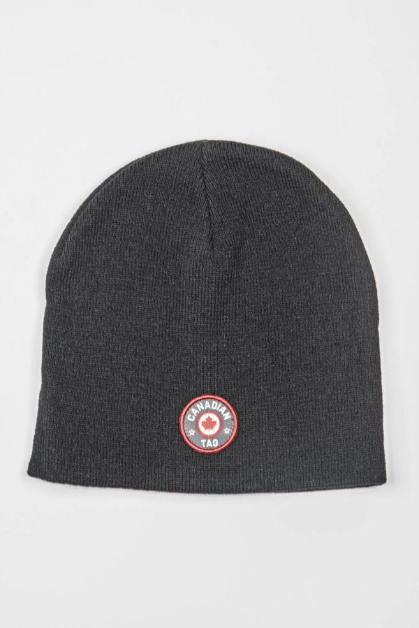 CANADIAN TAG TUQUE- YAMASKA NOIR